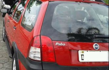 Fiat Palio Weekend Adventure 1.8 8V (Flex) - Foto #5