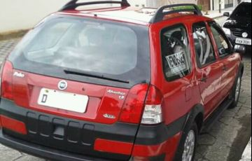 Fiat Palio Weekend Adventure 1.8 8V (Flex) - Foto #6