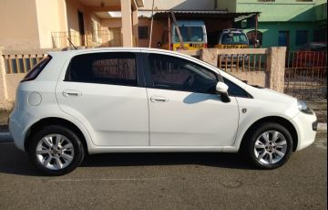 Fiat Punto Attractive 1.4 (Flex) - Foto #6