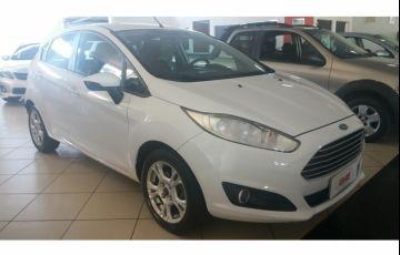 Ford New Fiesta SEL 1.6 16V - Foto #2