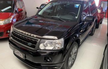 Land Rover Freelander 2 Dynamic 2.2 SD4