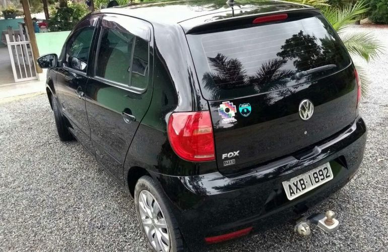 Volkswagen Fox 1.0 VHT (Flex) 4p - Foto #8