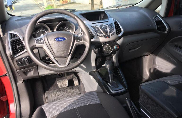 Ford Ecosport SE Direct 1.6 16V PowerShift (Flex) - Foto #5