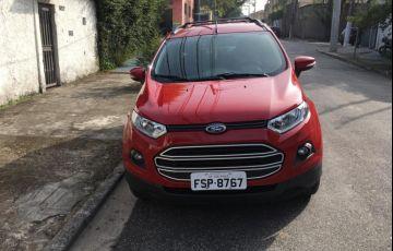 Ford Ecosport SE Direct 1.6 16V PowerShift (Flex) - Foto #8