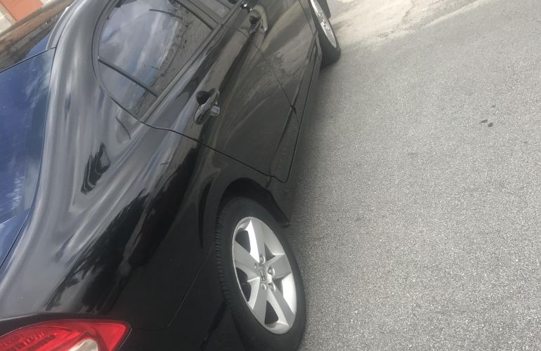 Honda New Civic EXS 1.8 (Aut) - Foto #4