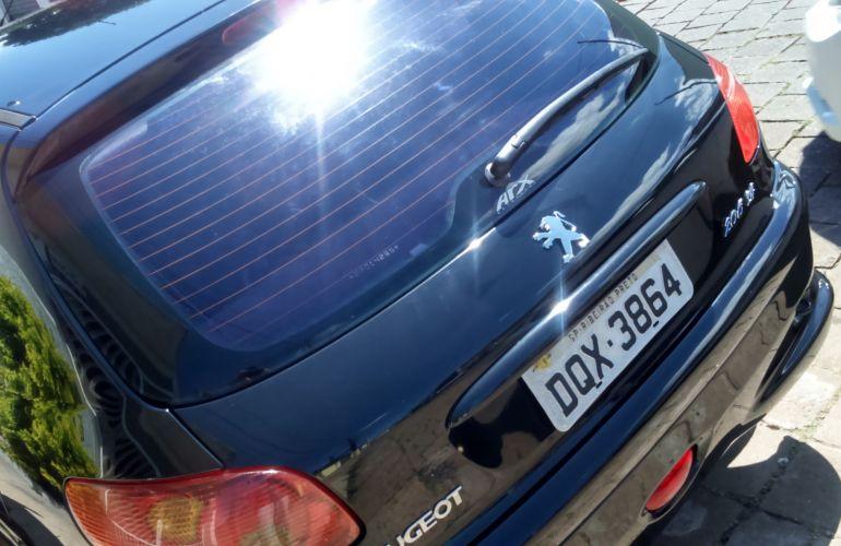 Peugeot 206 Hatch. Feline 1.4 8V - Foto #8