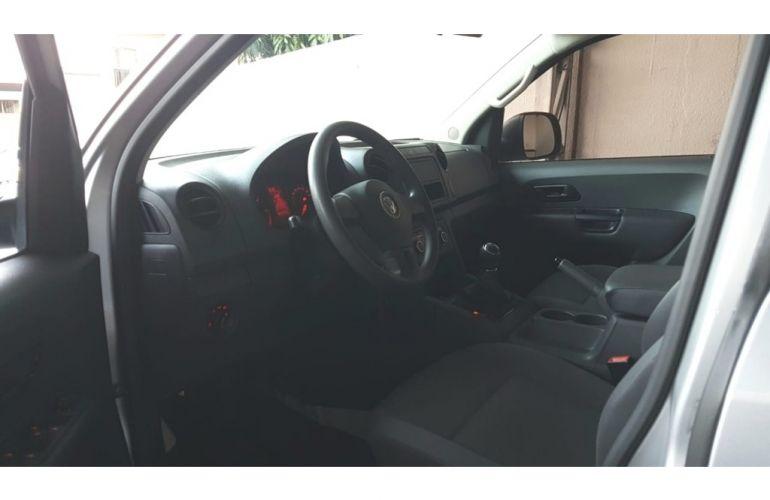 Volkswagen Amarok 2.0 SE 4x4 TDi (Cab Dupla) - Foto #8