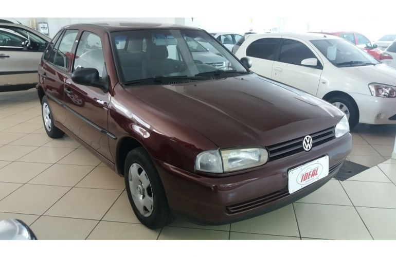 Volkswagen Gol CL 1.6 MI (Gasolina) - Foto #3