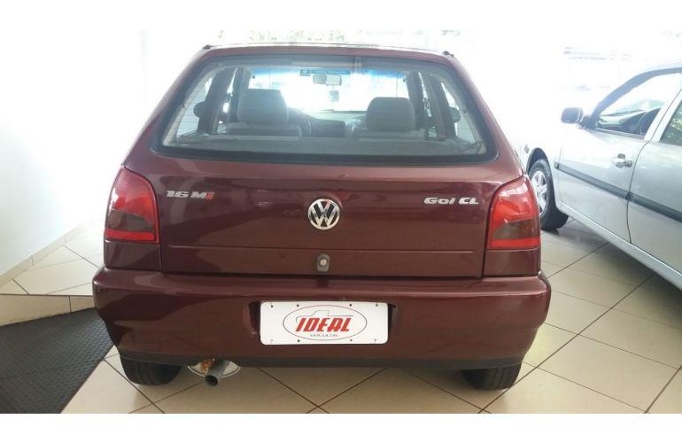 Volkswagen Gol CL 1.6 MI (Gasolina) - Foto #4