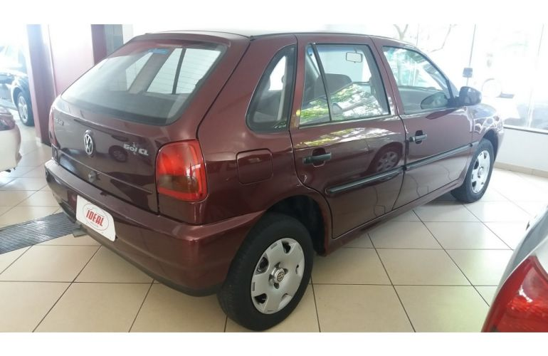 Volkswagen Gol CL 1.6 MI (Gasolina) - Foto #5
