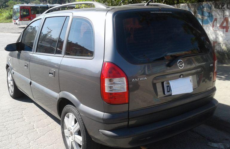 Chevrolet Zafira Elegance 2.0 (Flex) (Aut) - Foto #7