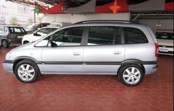 Chevrolet Zafira Elegance 2.0 (Flex) (Aut) - Foto #4