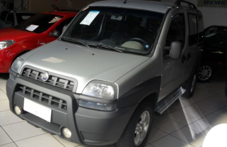 Fiat Doblò Adventure 1.8 MPI 8V - Foto #2