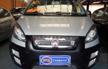 Fiat Idea Adventure 1.8 MPI 16V Flex
