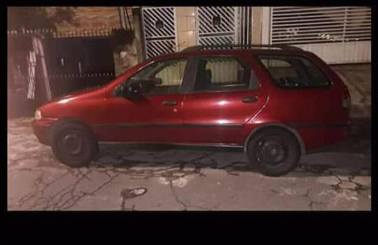 Fiat Palio Weekend 1.6 MPi 16V - Foto #1