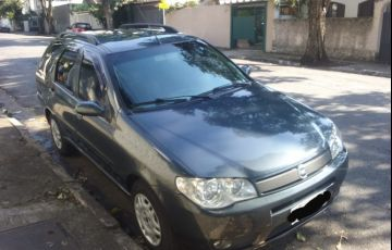 Fiat Palio Weekend ELX 1.4 (Flex) - Foto #2