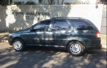 Fiat Palio Weekend ELX 1.4 (Flex) - Foto #3