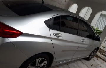 Honda City EX 1.5 CVT (Flex)