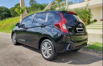 Honda Fit 1.5 16v EX CVT (Flex) - Foto #9
