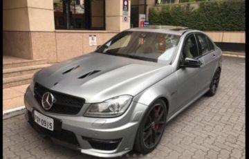 Mercedes-Benz Amg 6.2 V8 Aut