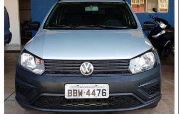 Volkswagen Saveiro Robust 1.6 MSI CD (Flex)