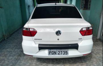Volkswagen Voyage 1.6 MSI Trendline (Flex) - Foto #2