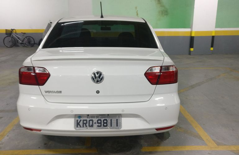 Volkswagen Voyage 1.0 MPI Comfortline (Flex) - Foto #1