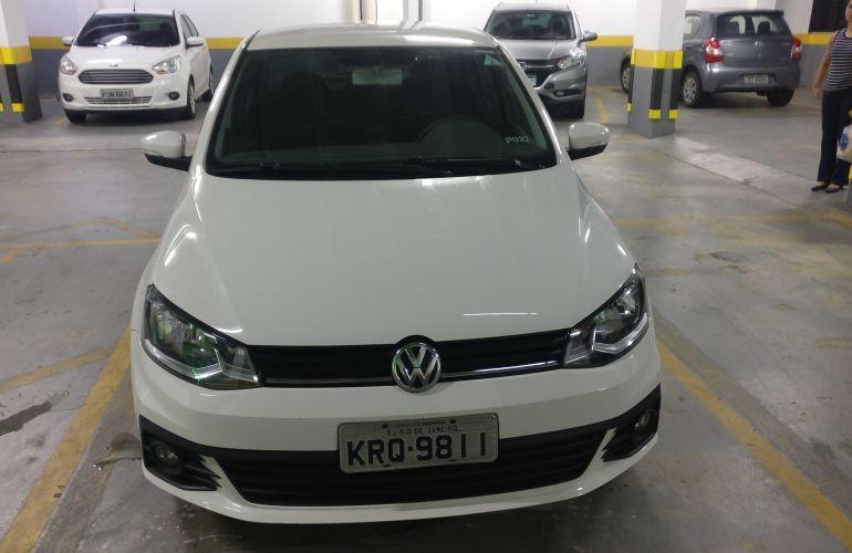 Volkswagen Voyage 1.0 MPI Comfortline (Flex) - Foto #5