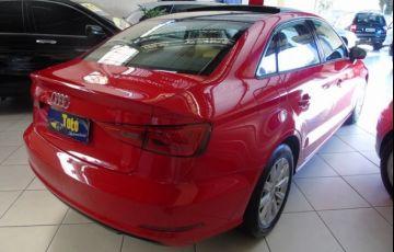 Audi A3 Sedan Attraction S-Tronic 1.4 TFSI 122 cv - Foto #4