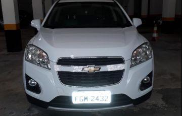 Chevrolet Tracker LTZ 1.8 16v Ecotec (Flex) (Aut) - Foto #4