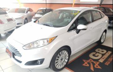 Ford New Fiesta Sedan 1.6 Titanium (Aut) (Flex) - Foto #1