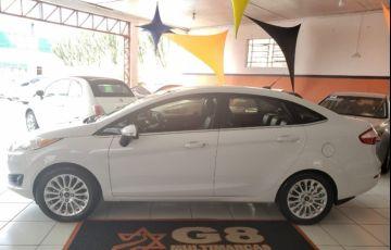 Ford New Fiesta Sedan 1.6 Titanium (Aut) (Flex) - Foto #3