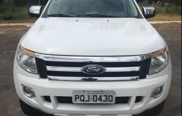 Ford Ranger 2.5 Flex 4x2 CD XLT - Foto #5