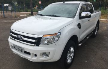 Ford Ranger 2.5 Flex 4x2 CD XLT - Foto #1