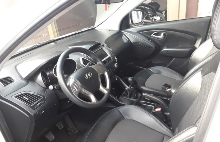Hyundai ix35 GLS 2.0L 16v (Flex) - Foto #10