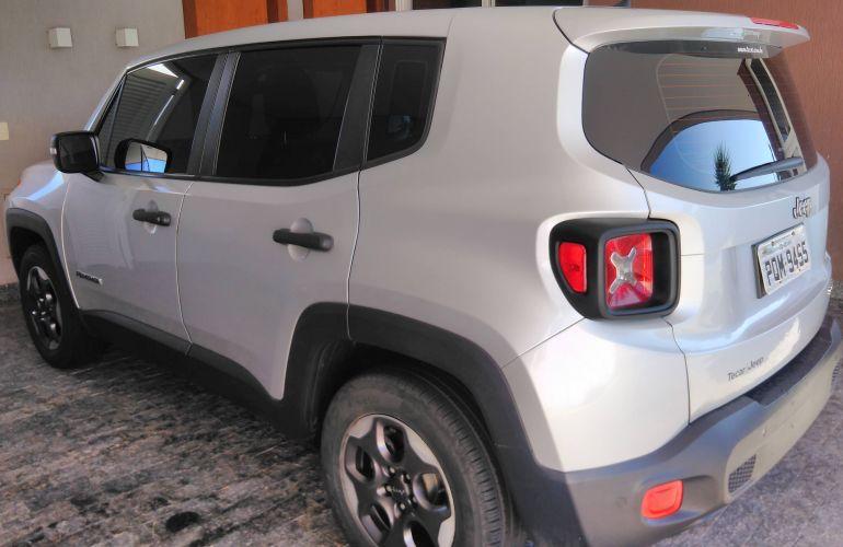 Jeep Renegade Sport 1.8 (Flex) - Foto #1