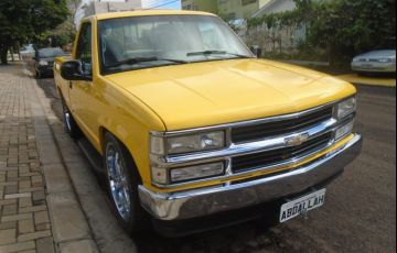 Chevrolet Silverado Pick Up Conquest 4.2