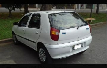Fiat Palio EDX 1.0 MPi 4p - Foto #4