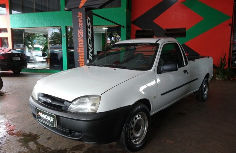 Ford Courier L 1.6 MPi (Cab Simples) - Foto #2