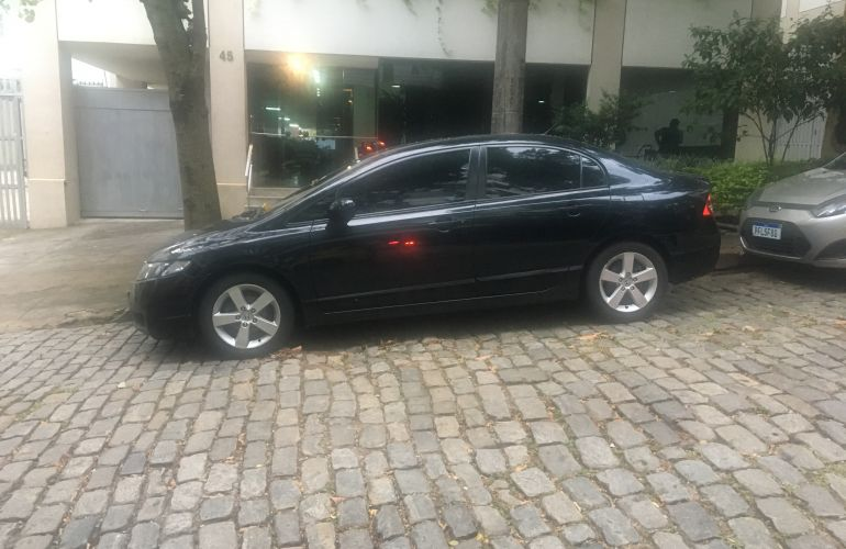 Honda New Civic LXL 1.8 16V (Couro) (Aut) (Flex) - Foto #1