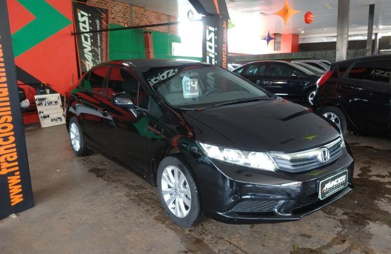Honda Civic LXS 1.8 i-VTEC (Aut) (Flex) - Foto #3
