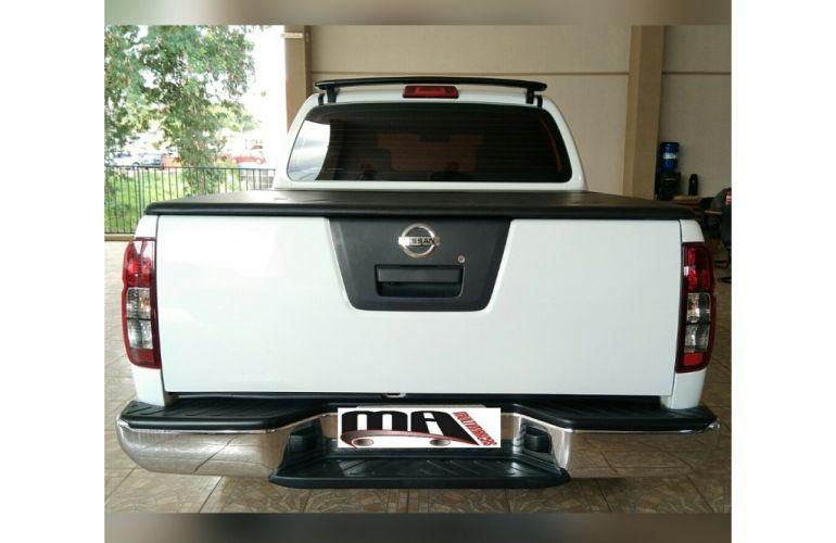 Nissan Frontier Platinum 2.5 TD CD 4x4 - Foto #5