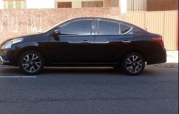Nissan Versa 1.6 16V SL CVT (Flex)