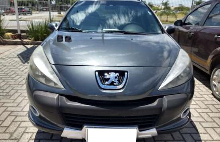 Peugeot 207 SW Escapade 1.6 16V (flex) - Foto #1