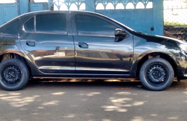 Renault Logan Expression 1.0 16V (Flex) - Foto #2