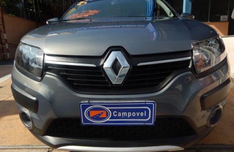 Renault Sandero Stepway 1.6 16V Hi-Flex - Foto #1