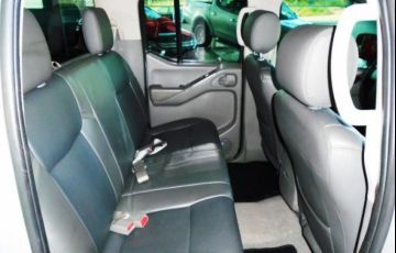 Nissan Frontier LE 4X4 Cabine Dupla 2.5 Turbo Eletronic - Foto #6