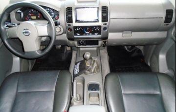Nissan Frontier LE 4X4 Cabine Dupla 2.5 Turbo Eletronic - Foto #7