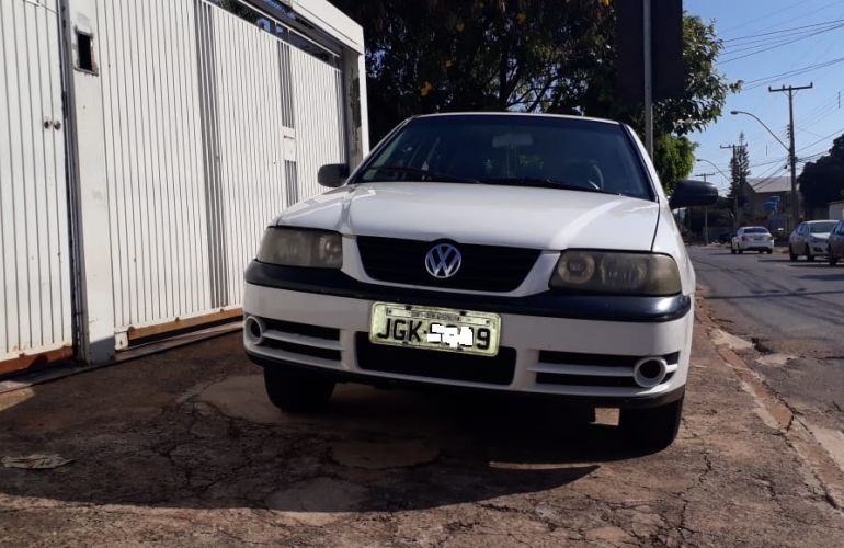 Volkswagen Gol Power 1.0 MI 16V - Foto #6