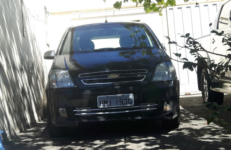 Chevrolet Meriva SS 1.8 (Flex) (easytronic) - Foto #4